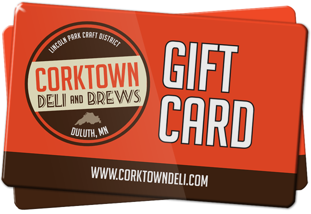 Corktown Deli & Brews Gift Cards