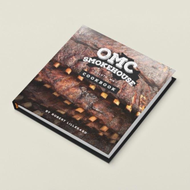 OMC Smokehouse Cookbook